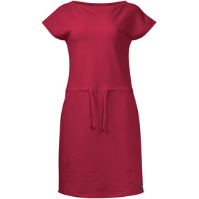 Bergans Oslo Summer Dress Women, red